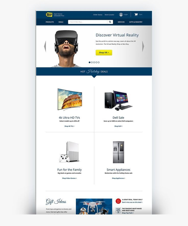 A case study — redesign of the Best Buy website using UX methodologies, including Heuristic Evaluation, C&C Analysis, and Information Architecture.. If you're a user experience professional, listen to The UX Blog Podcast on iTunes.