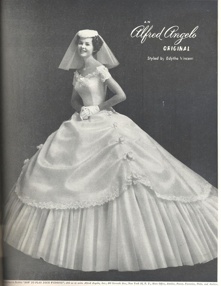 75 best Vintage Bride Advertising images on Pinterest | Vintage ...