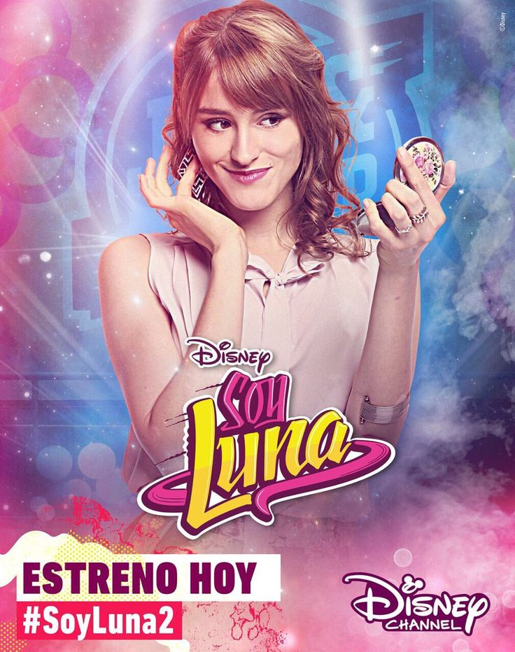 "Soy Luna 2 - Poster  oficial de "" Jasmin"""