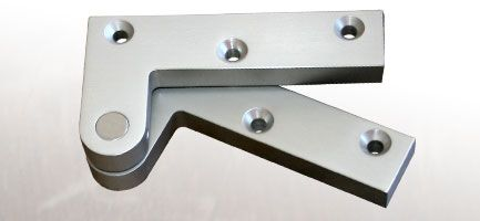 Offset Pivot by Wilmette Hardware