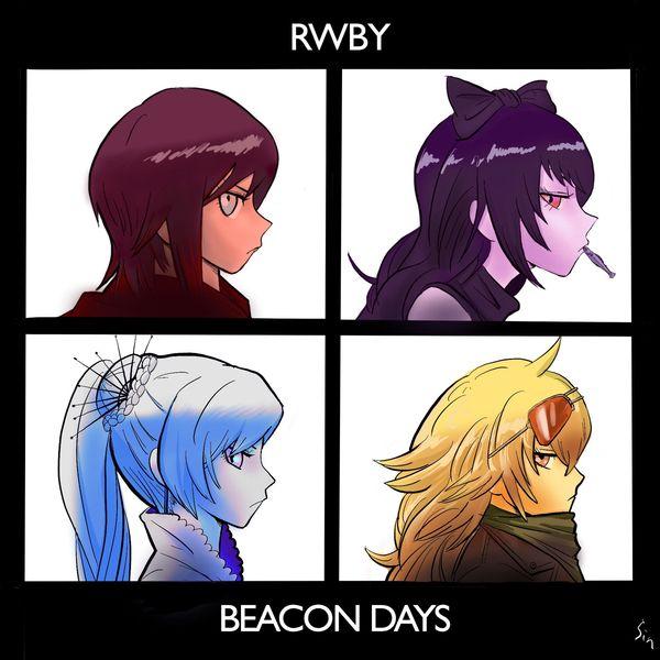 【RWBY】BEACON DAYS
