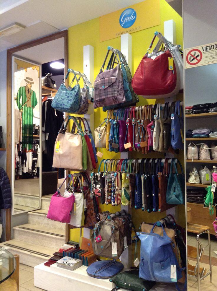 Gabs Corner Terracina Store in Rome!