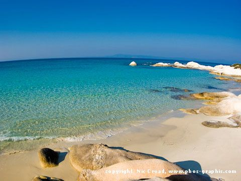 Amazing Greece, Halkidiki, Sithonia, Portokali beach
