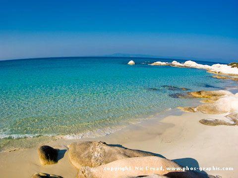 Amazing Greece, Halkidiki, Sithonia, Portokali beach