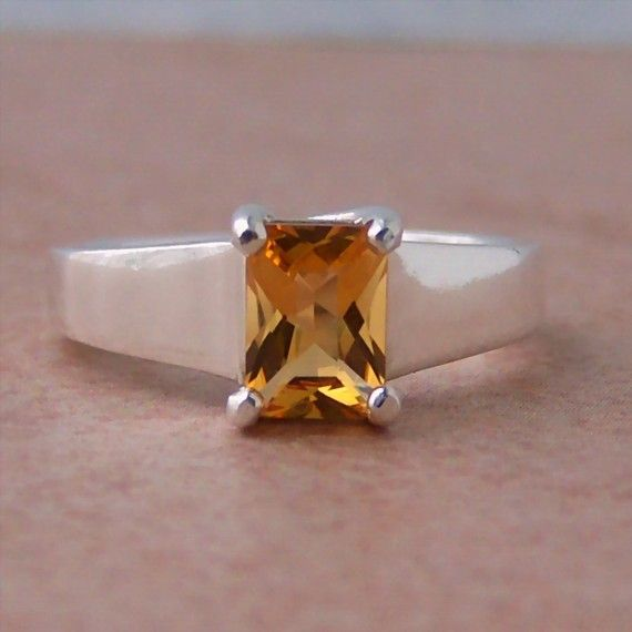 i love this citrine ring!Citrine Rings, Sterling Silver Rings