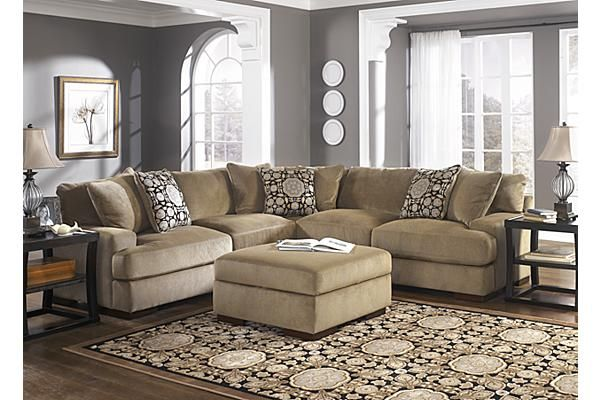 The Grenada 3 Piece Sectional From Ashley Furniture