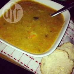 Scottish lentil soup @ allrecipes.co.uk