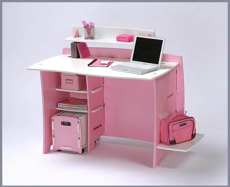 pink office desk. Pink Princess Desk/Workstation Child Desk Office O
