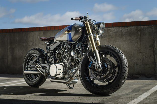Yamaha Virago XV750: Yamaha Virago, Motors, Custom Motorcycles, Spin Cycling, Custom Bike, Cycling Industrial, Xv750 Custom, Virago Xv750, Cafe Racers