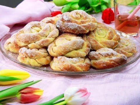 Mitt kök: Roy Fares bjuder på vanilj- och sockerbullar - TV4 - YouTube