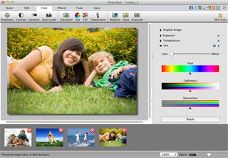 Download PhotoPad For Easy Photo Editing - version for Mac and PC - free