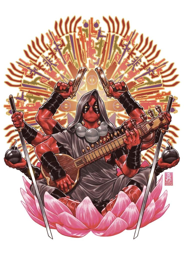Deadpool #37 (Axis)