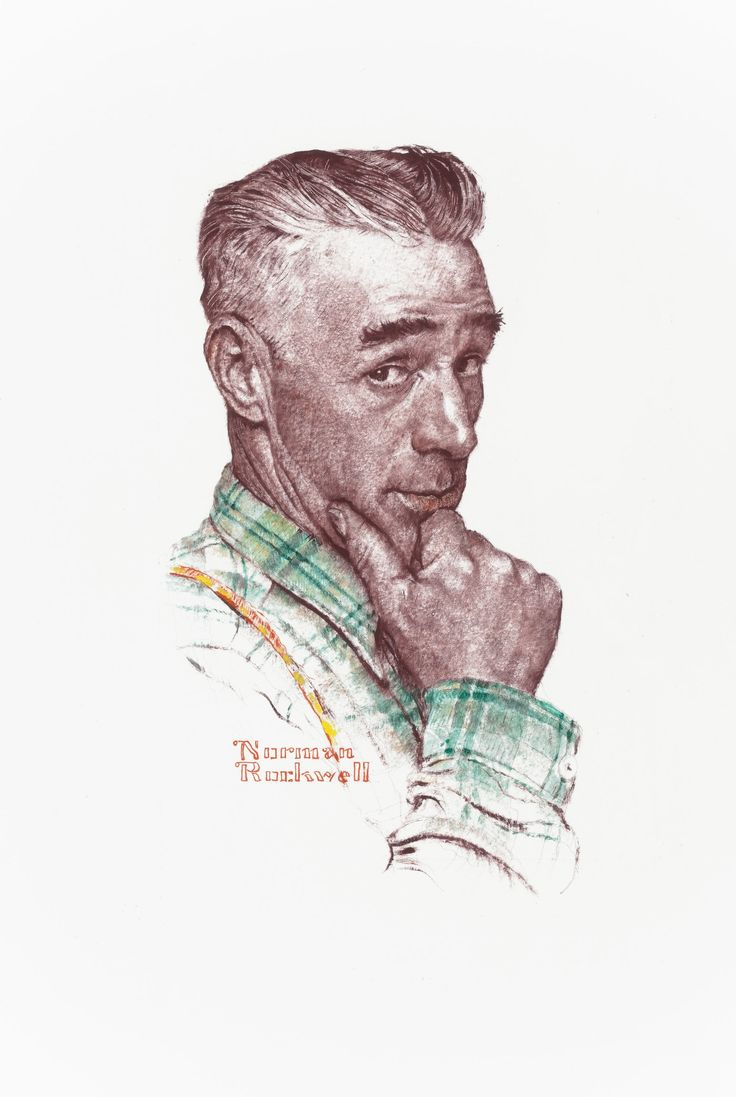 NORMAN ROCKWELL (American, 1894-1978). The American | Lot #70292 | Heritage Auctions