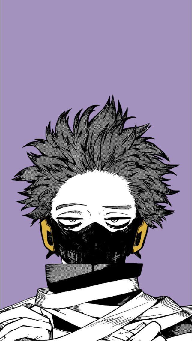 Shinsou Hitoshi Hitoshi Shinsou Hero Hero Wallpaper My Hero
