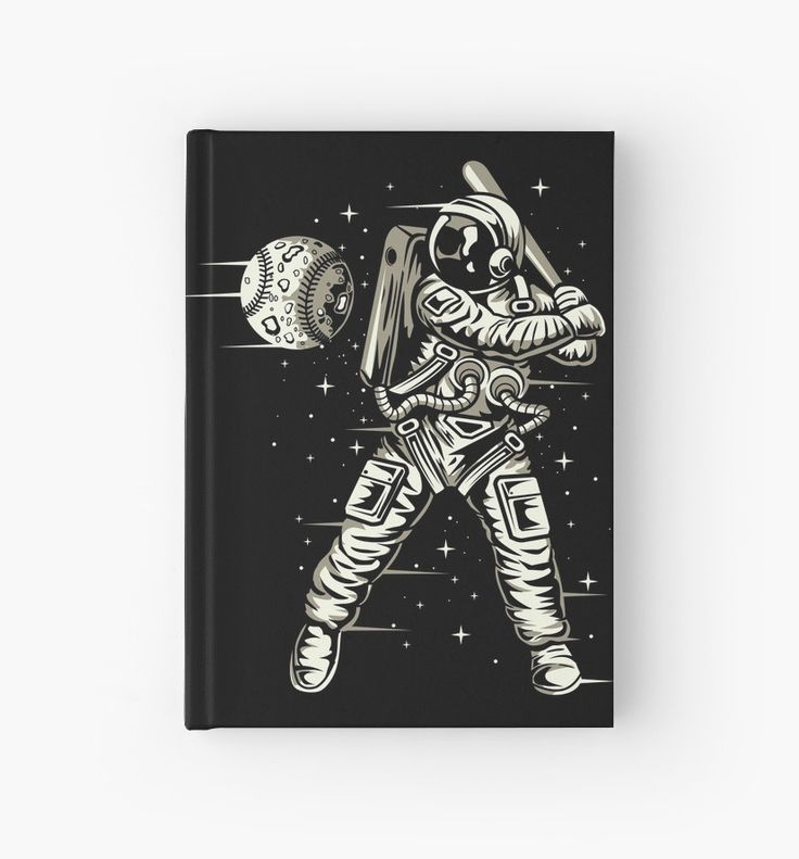 Space Baseball Astronaut • Also buy this artwork on stationery, apparel, stickers, and more.
