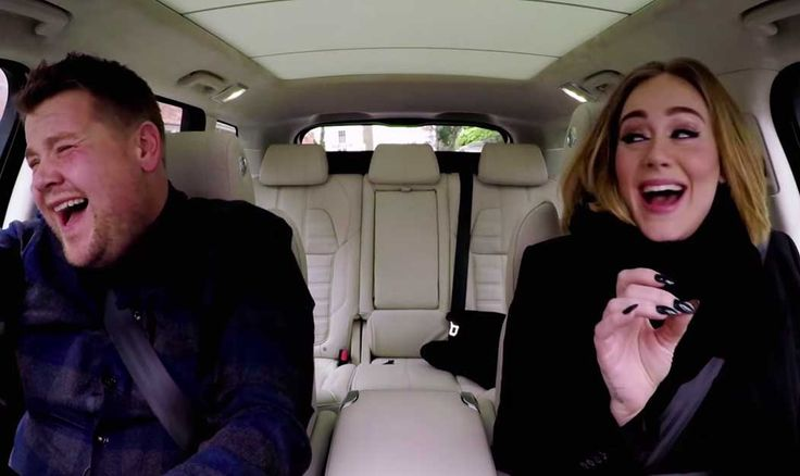 Adele's Carpool Karaoke is the 15-Minute Ride of Your Life