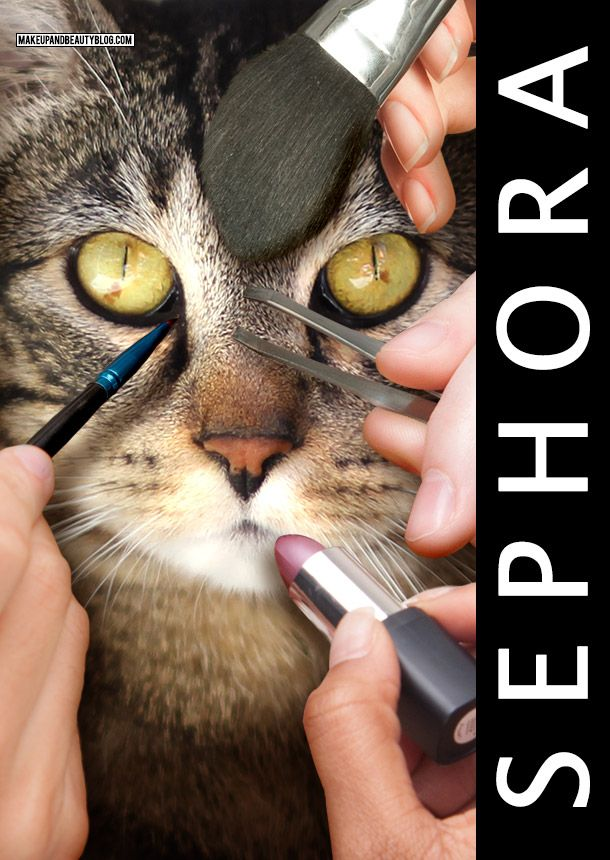 Tabs the Cat for Makeup and Beauty Blog 7 Ways to Win a $50 eGift Card From Sephora! (Ends Monday)