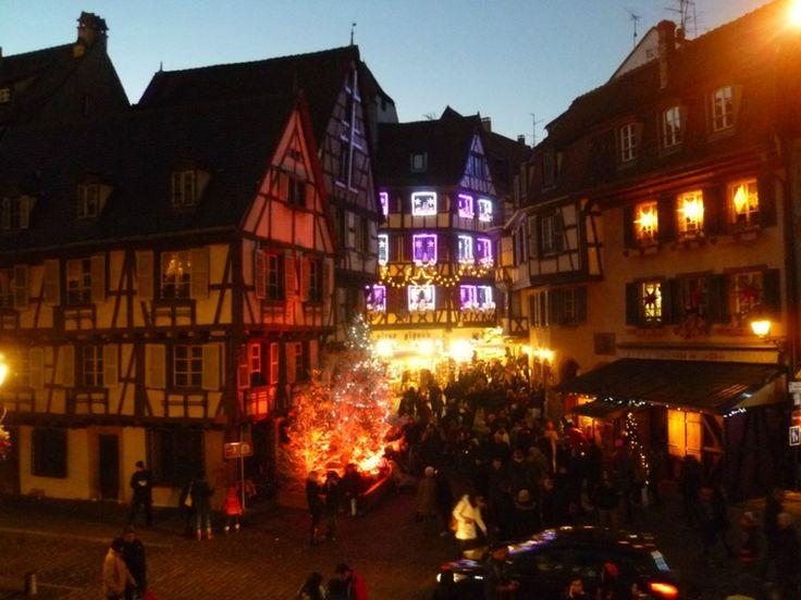 Noël en Alsace: Colmar