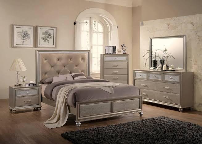 Lila Bedroom Group Dresser Mirror Queen Bed 4390 Cm Bedroom Sets King Bedroom Sets Bedroom Sets Bedroom Sets Queen