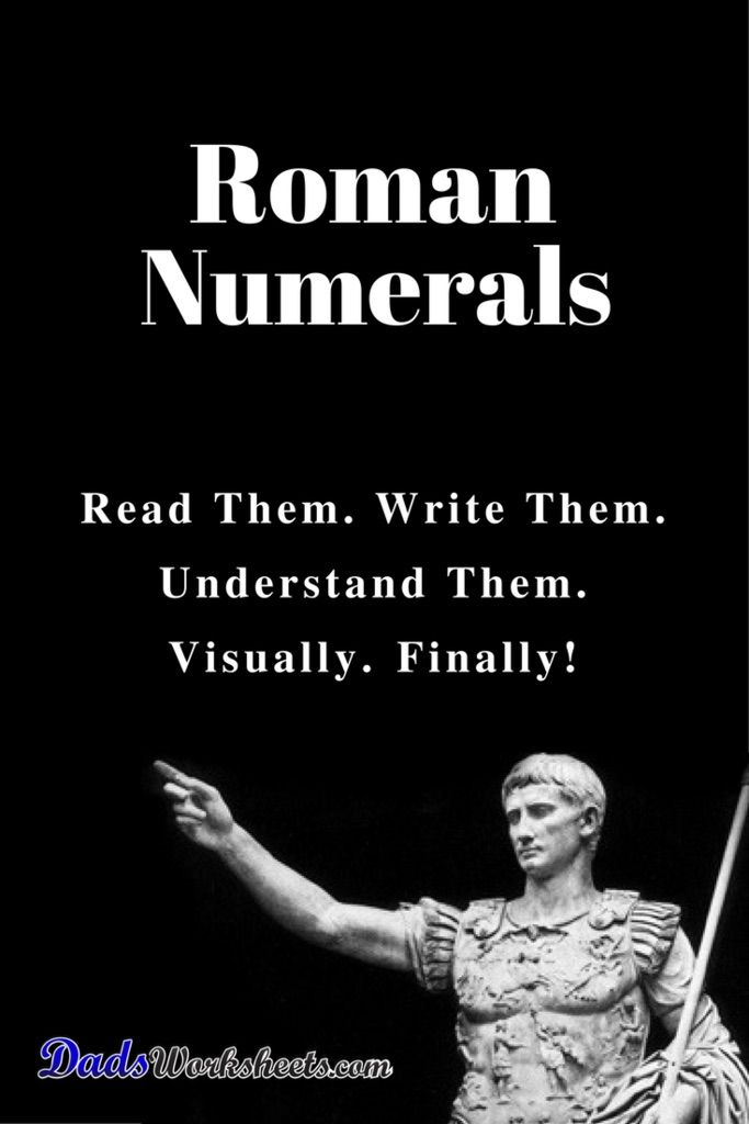 Best  Roman Numerals Chart Ideas On    Roman