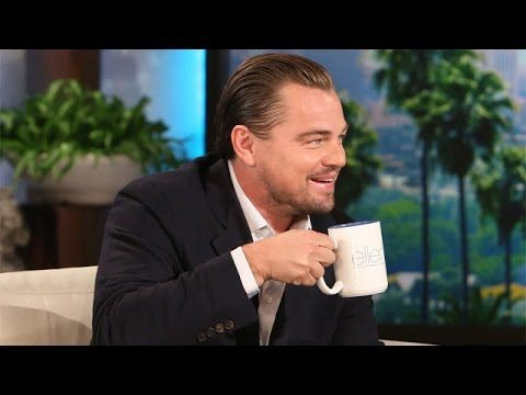 The renowned actor told Ellen about the intense filming conditions on his latest movie.