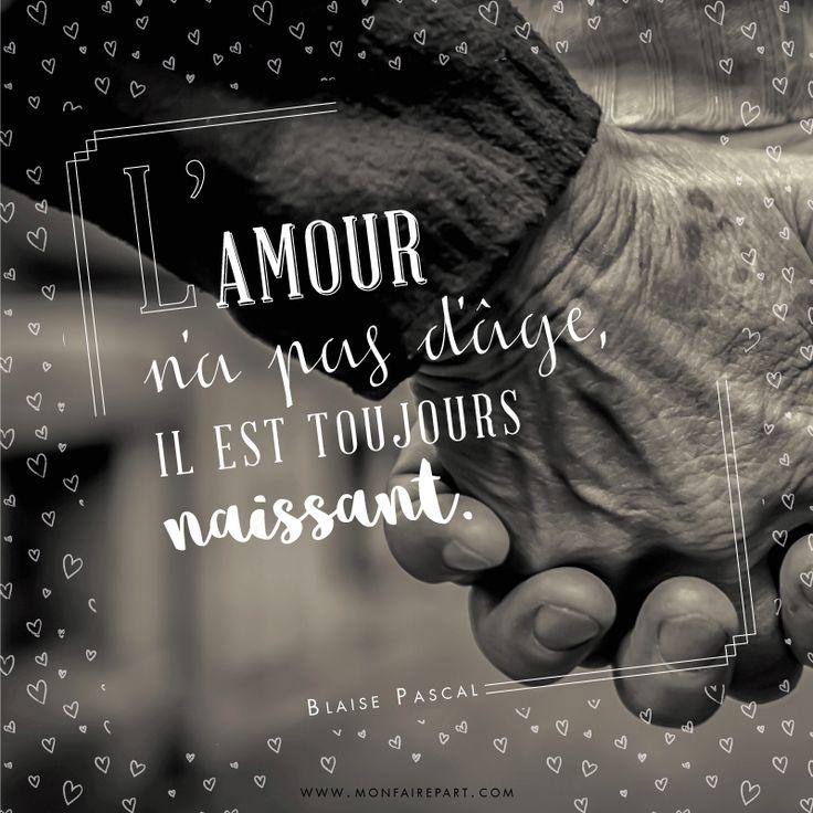 Top Les 44 meilleures images du tableau Citation d'Amour sur Pinterest  WP83
