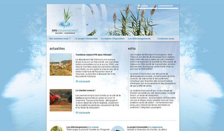 webdesign et intégration du site internet © Pixfolio