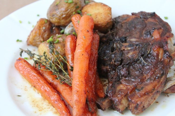 Easy way to cook lamb in the crockpot