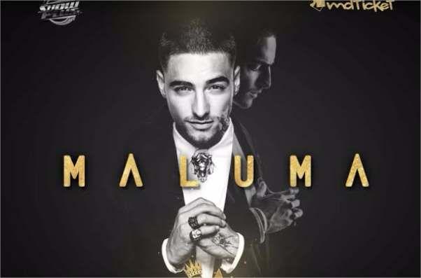 Maluma en el tope de las carteleras musicales como antesala a sus conciertos en Venezuela