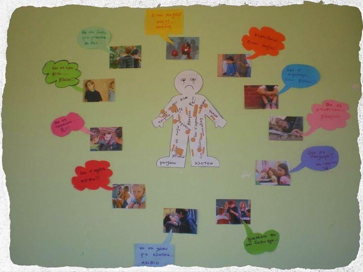 παιχνιδοκαμώματα στου νηπ/γειου τα δρώμενα: school-bullying ......