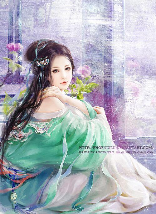 beautiful artwork by Phoenix Lu