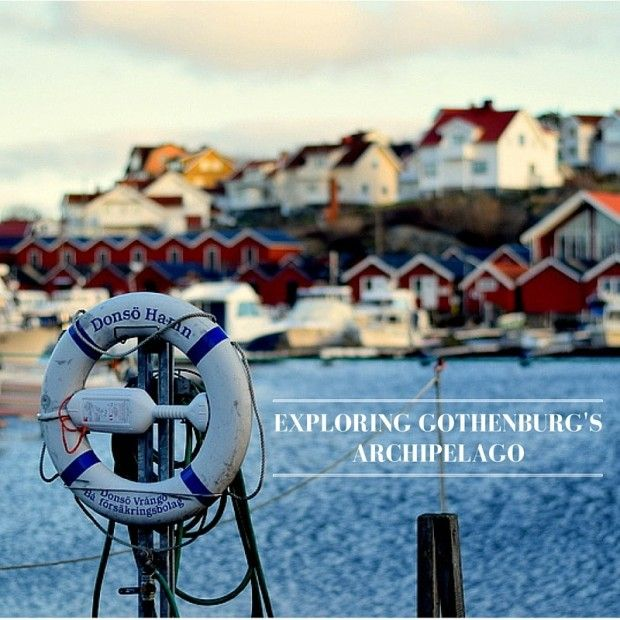 Gothenburg Archipelago Sweden Donso