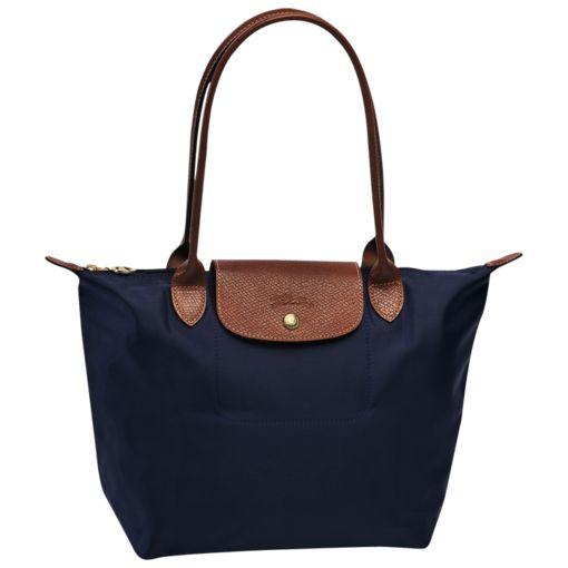 Longchamp Le Pliage Shopping Medium Navy Bags