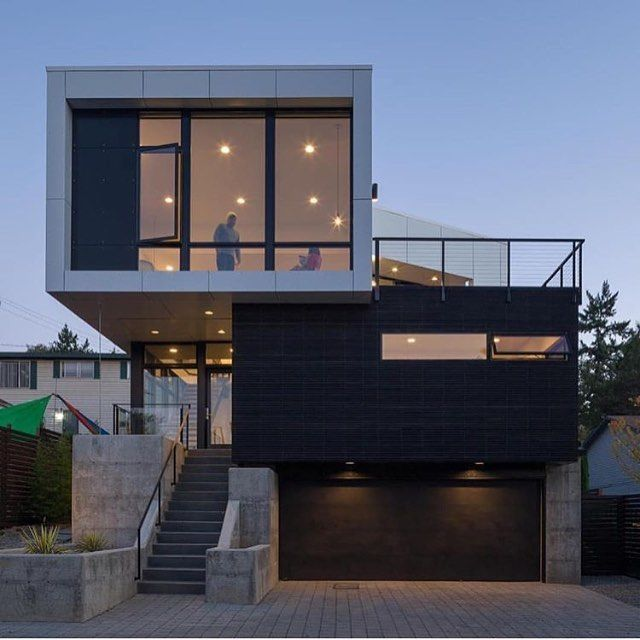 modern contemporary home facade concept tagafriend follow 6ixhomes