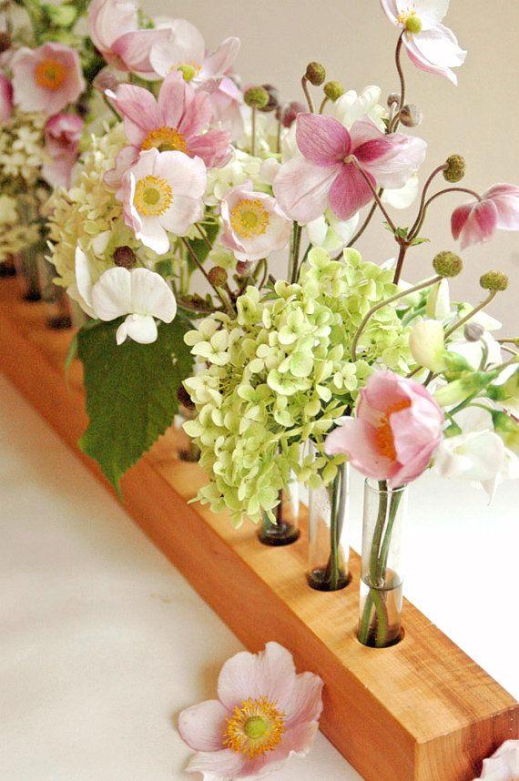 Vase für die Hochzeitsfeier, romantische Tischdekoration - 2 -
