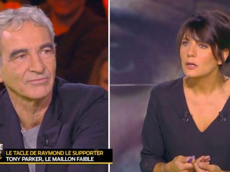 VIDEO Estelle Denis sous le choc : pour Raymond Domenech, une Coupe du Monde passe avant les enfants
