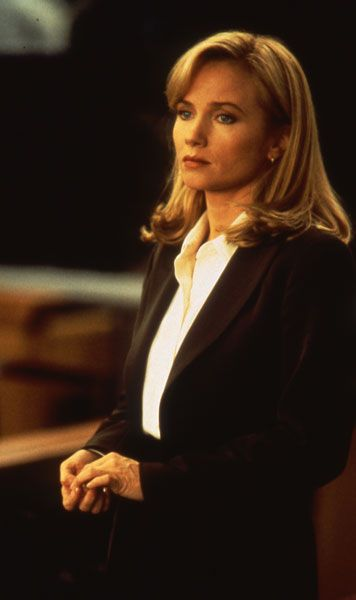 Jennifer Haines (Rebecca De Mornay). Guilty as Sin (1993)