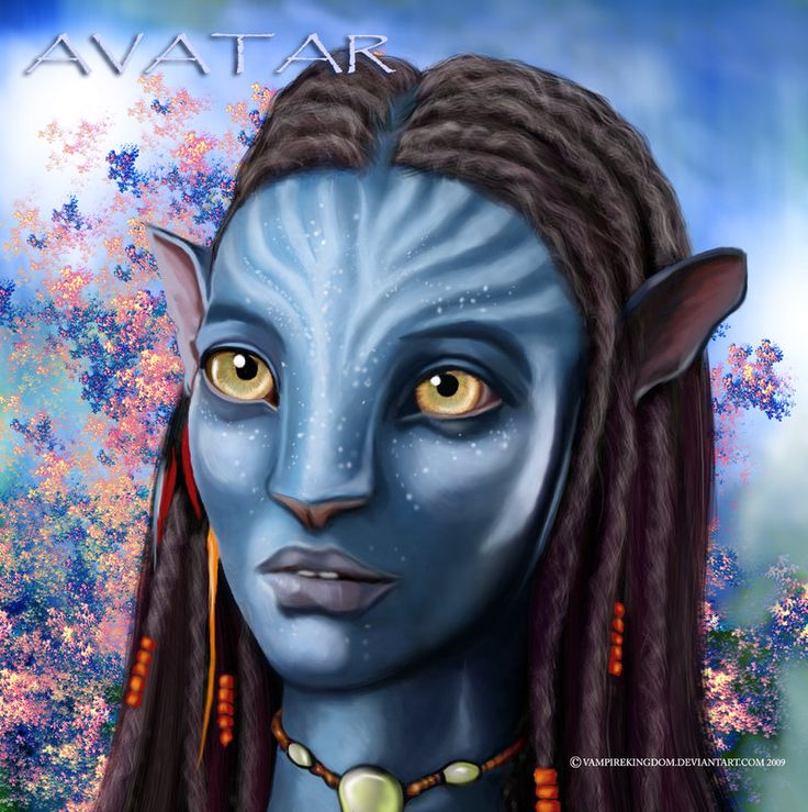 Avatar 2 Movie Trailer: Na'vi AVATAR By Vampirekingdom.deviantart.com On