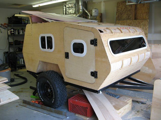 25  best ideas about teardrop trailer interior on