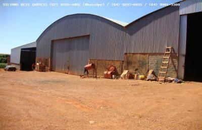 SILVANO REIS IMÓVEIS - Imóveis Urbanos e Imóveis Rurais. - Detalhes do Imóvel - Fazenda para Venda na cidade de Cristalina (GO) no bairro Zona Rural