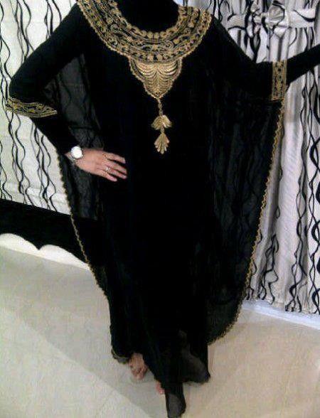 Caftan Tunic LONG dress style K5