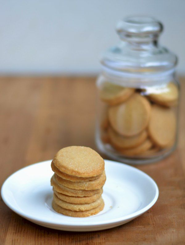 Butter biscuits from http://kannammacooks.com/tea-shop-bakery-style-butter-biscuits-cookies/