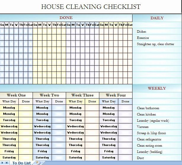 House Cleaning Checklist Template Best Of 25 Best Ideas About Cleaning Schedul Cleaning Schedule Templates House Cleaning Checklist Cleaning Checklist Template