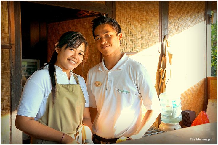 And this heartwarming smiles will welcoming you at our restaurant