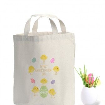 212 best easter gifts images on pinterest easter gift money box personalised easter egg hunt bag negle Choice Image