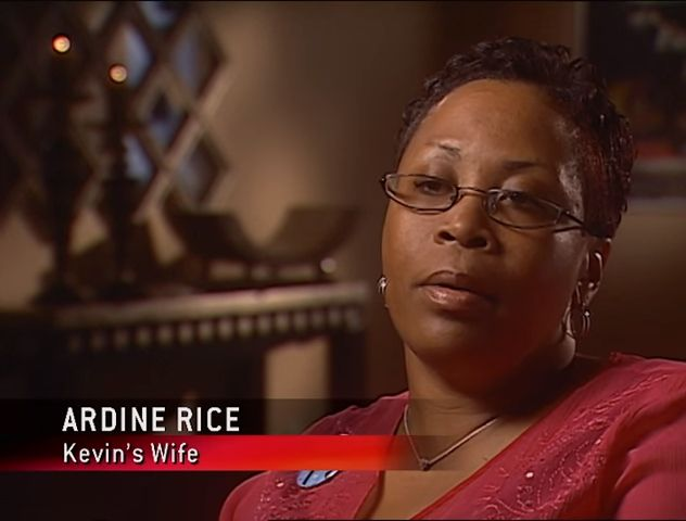 Ardine Rice, Kevin's wife | Forensic Files: Key Evidence (TV episode 2006) | Tags: Kevin Rice, police officer, policeman, cop, murder, husband