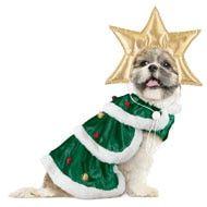 Christmas Tree Dog Christmas Outfit - 41526