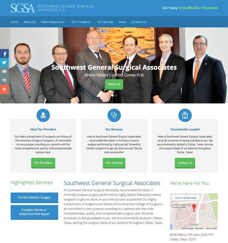 189 best Web Design images on Pinterest Web layout, Website layout - doctor office website template