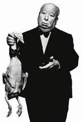 Alfred Hitchcock Photo by Albert Watson