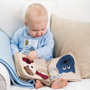 Download Alphabet Take-Along Book Sewing Pattern | Baby | YouCanMakeThis.com
